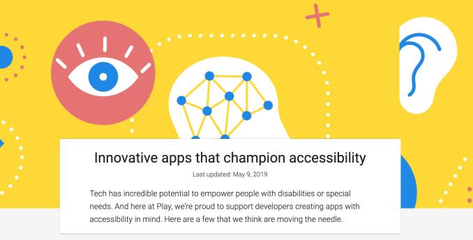 Apple et Google célèbrent la Journée mondiale de sensibilisation à l'accessibilité avec des applications en vedette, de nouveaux raccourcis Screen Shot 2019 05 16 at 4