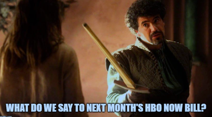 for hbo