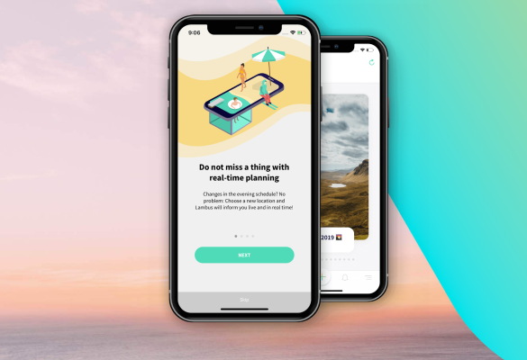 Comment on Indie travel app Lambus makes group trip planning easier by Carlos Palacios