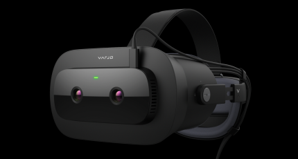 Varjo's XR-1 puts your eyes on the outside of its high-end VR