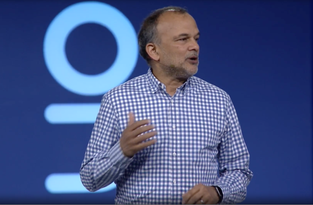 Techmeme: Docker says CEO Steve Singh is stepping down after