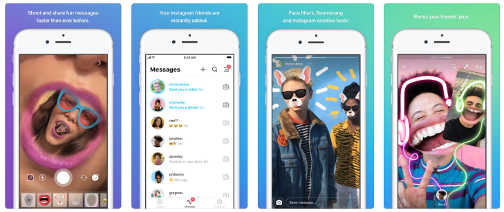 Instagram is killing Direct, its standalone Snapchat clone app, in