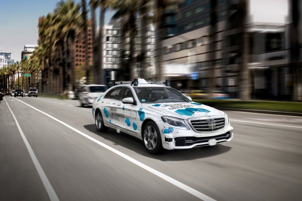 Udacity, Mercedes-Benz create sensor fusion nanodegree as demand for self-driving car engineers rises