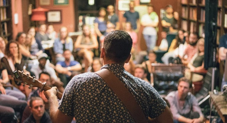 Comment on Sofar Sounds house concerts raises $25M, but bands get just $100 by Ivan Muir