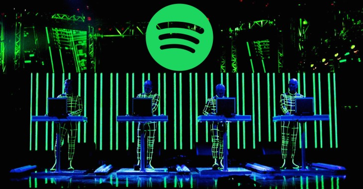Spotify is building shared-queue Social Listening | TechCrunch