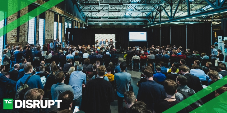 Want to save €200 on passes to Disrupt Berlin 2019?