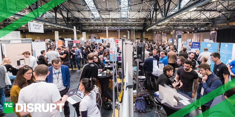 Join our mailing list and trim €200 off passes for Disrupt Berlin 2019