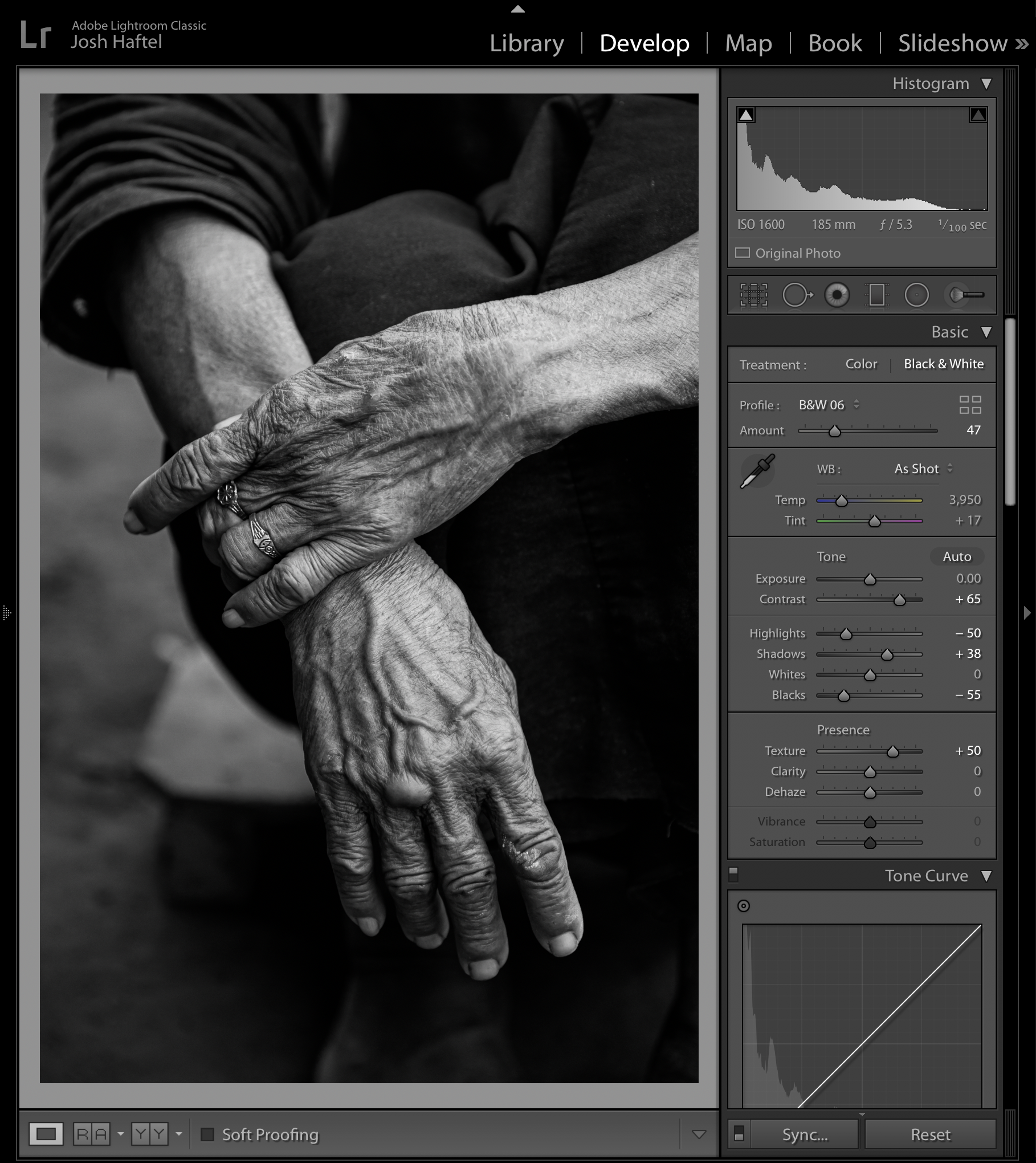 Adobe Lightroom adds tutorials, shared albums and texture control