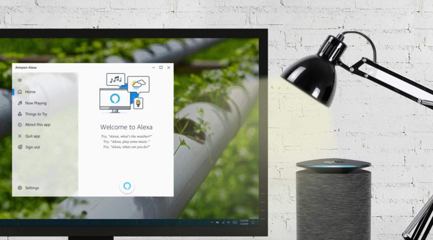 Alexa for Windows 10 PCs goes hands-free | TechCrunch