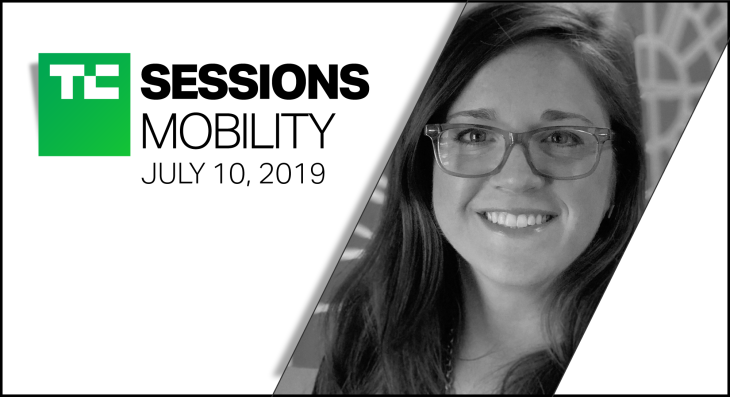 May Mobility COO and Co-founder Alisyn Malek at TC Sessions: Mobility on July 10