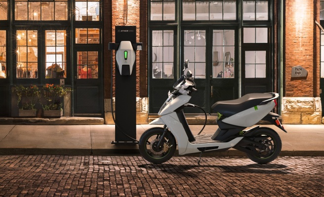 India's Ather Energy raises $51 million to grow its electric scooters business