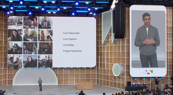 Live transcription and captioning in Android are a boon to the hearing-impaired - TechCrunch