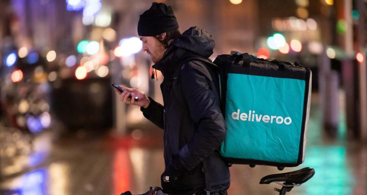 [Tvt News]Daily Crunch: Amazon backs Deliveroo