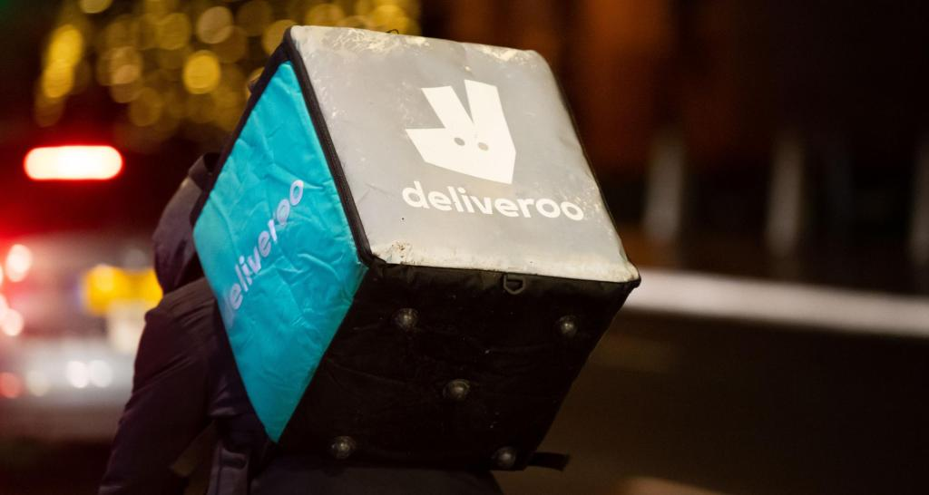 Amazon-backed food delivery startup Deliveroo acquires Edinburgh software studio Cultivate