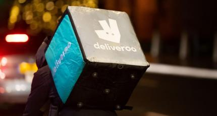 Amazon-backed food delivery startup Deliveroo acquires