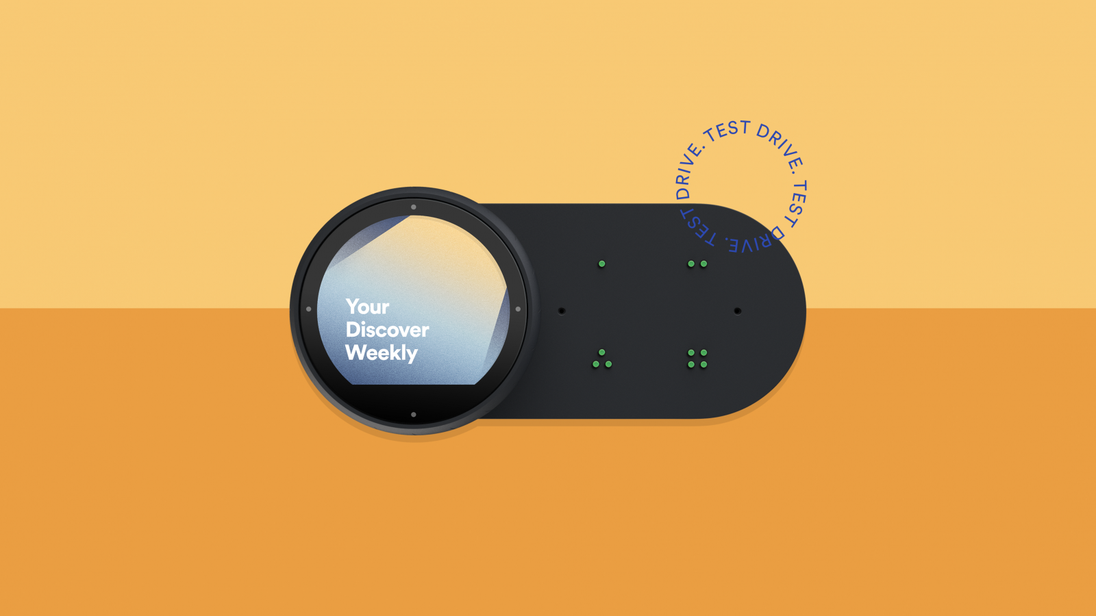 techcrunch.com - Brian Heater - Spotify is test driving a car hardware thing called 'Car Thing'