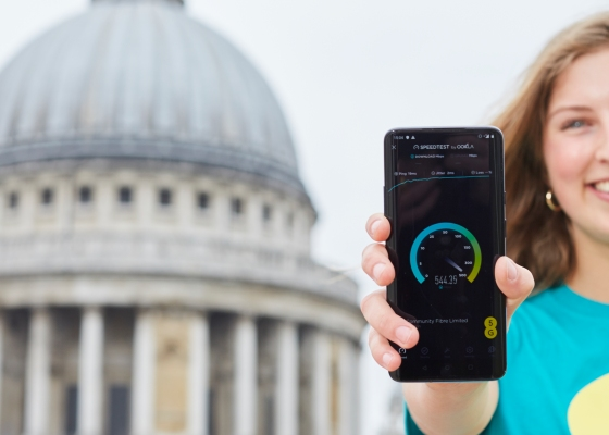 Comment on UK's first 5G network taster goes live in six cities tomorrow by Noralf Mork
