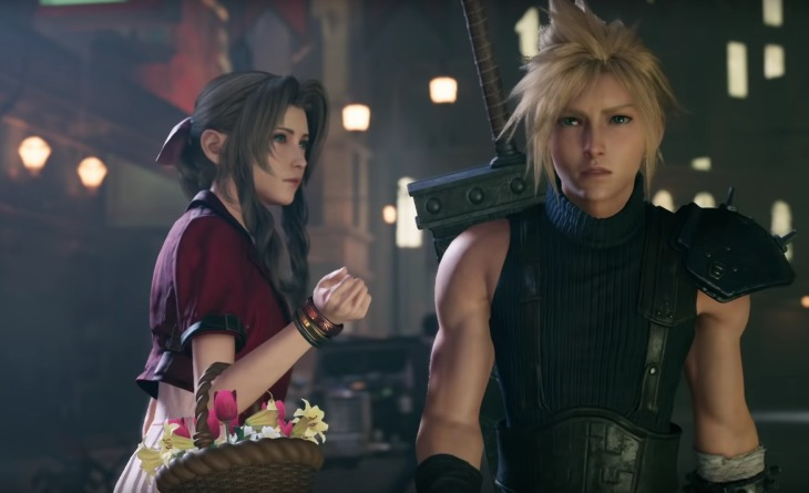 Image result for final fantasy 7 remake""