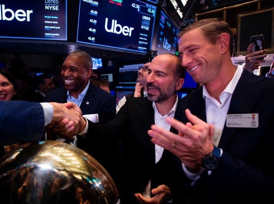 Uber's first employee Ryan Graves resigns from board