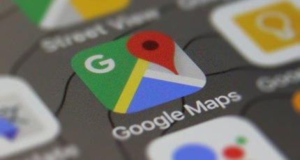 Google Maps Techcrunch