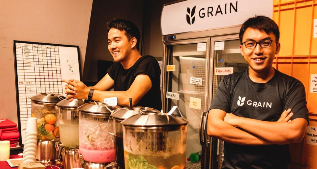 Singapore's Grain, a profitable food delivery startup, pulls in $10M for expansion