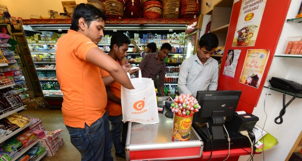 Online grocery startup Grofers lands $200M led by SoftBank's Vision Fund