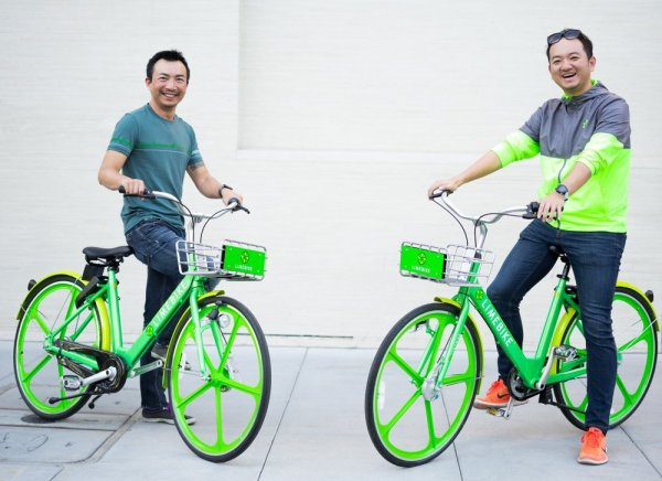 Lime's founding CEO steps down as his co-founder takes control