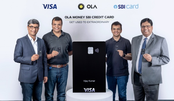 India's ride-hailing firm Ola is now in the credit card business, too