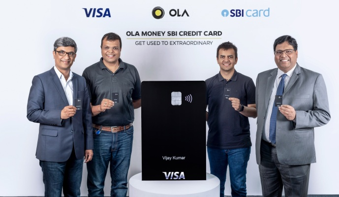 [Tvt News]India's ride-hailing firm Ola is now in the credit card business, too