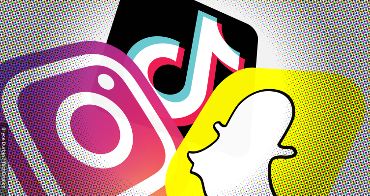 Instagram's IGTV copies TikTok's AI, Snapchat's design - TechCrunch
