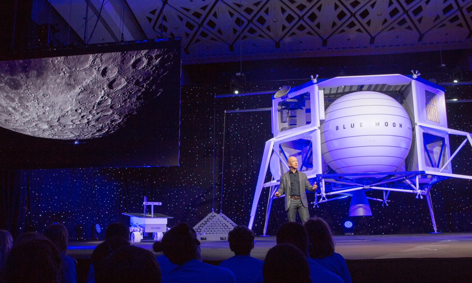 Once In Blue Moon What Was Hiding >> Jeff Bezos Aims Blue Origin At The Moon Techcrunch