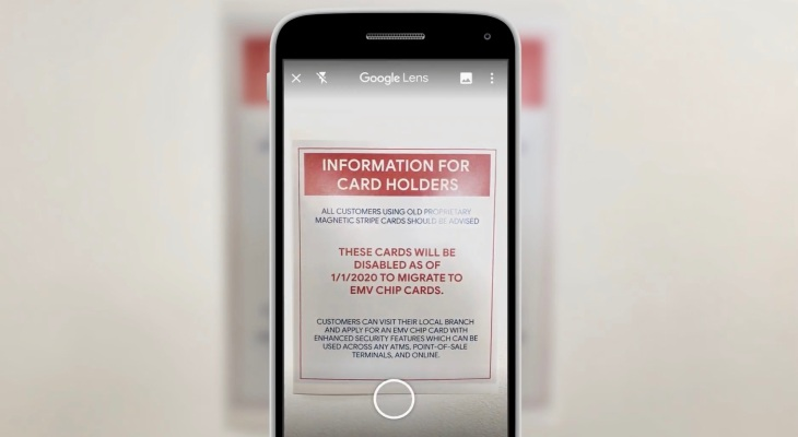 Google Lens Can Translate Foreign Language Text In Photos And Read
