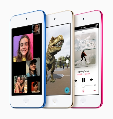 Comment on Apple announces a new… iPod touch by Stacie Skinner