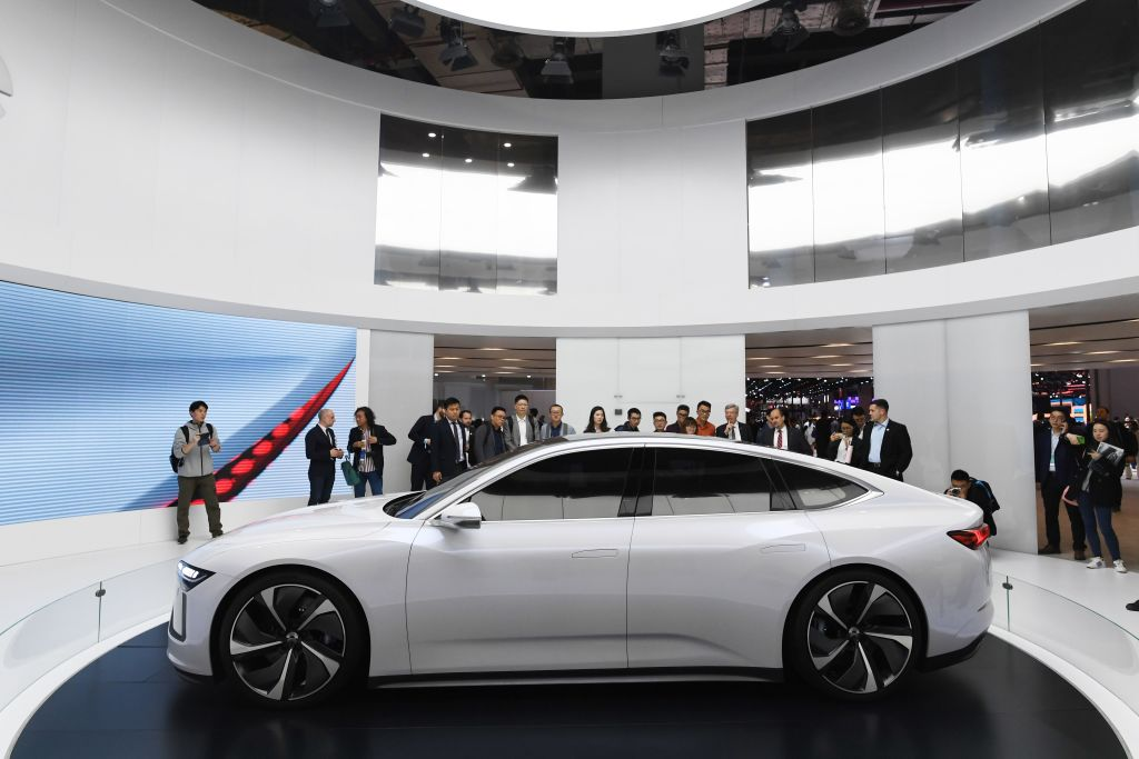 Nio shifts electric vehicle plans as losses pile up   TechCrunch