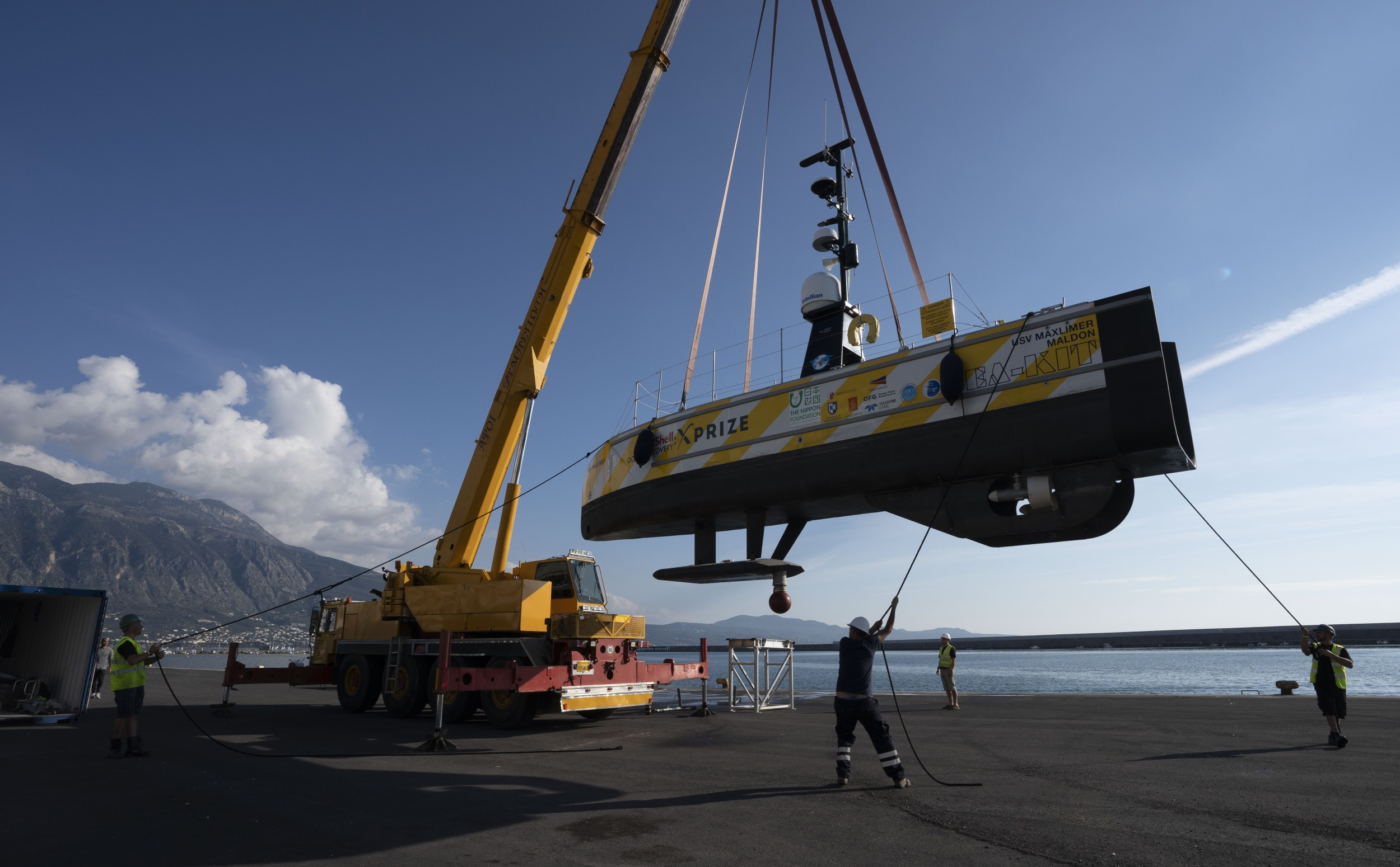 Teams autonomously mapping the depths take home millions in Ocean Discovery Xprize
