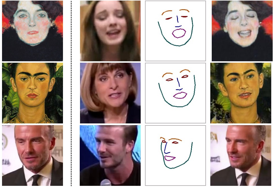 Mona Lisa frown: Machine learning brings old paintings and photos to