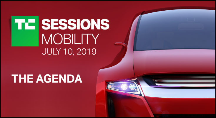 TC Sessions: Mobility Announces its July 10 Agenda