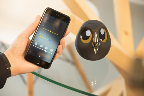 Ulo Is An Adorable Security Camera That Interacts With You