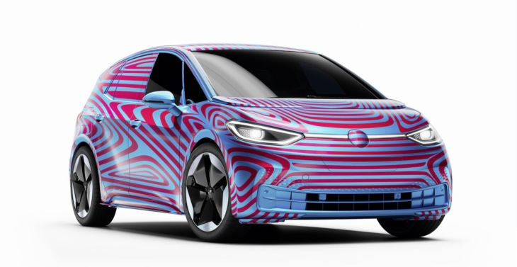 Volkswagen Opened Up Pre Orders In Europe At A Launch Event Wednesday For Special Edition Of The First Model Its New All Electric Id Brand
