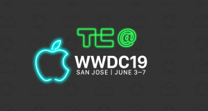 TechCrunch at Apple's WWDC 2019
