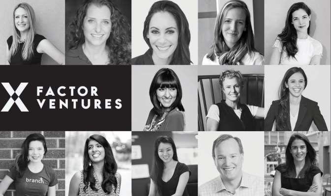 XFactor, the early stage VC that invests in women-led startups, raises a second fund