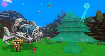 minecraft builder bot