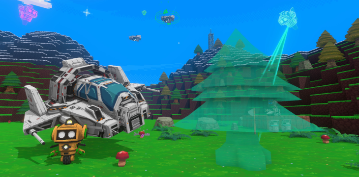 Google's Game Builder turns building multiplayer games into
