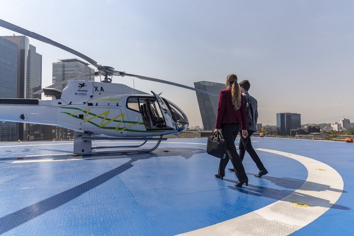 Airbus-owned Voom will compete with Uber Copter in the US in