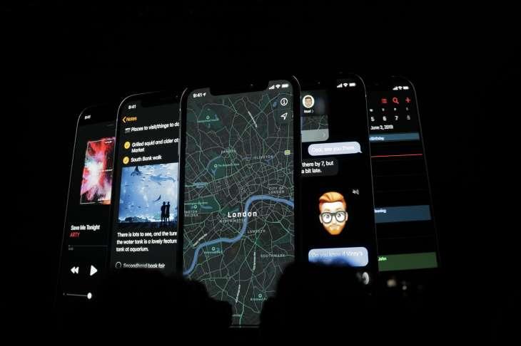 Apple S Ios 13 Will Include A System Wide Dark Mode Techcrunch