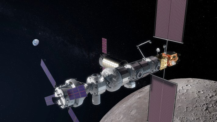 NASA ask private companies to share how they might supply the Lunar Gateway
