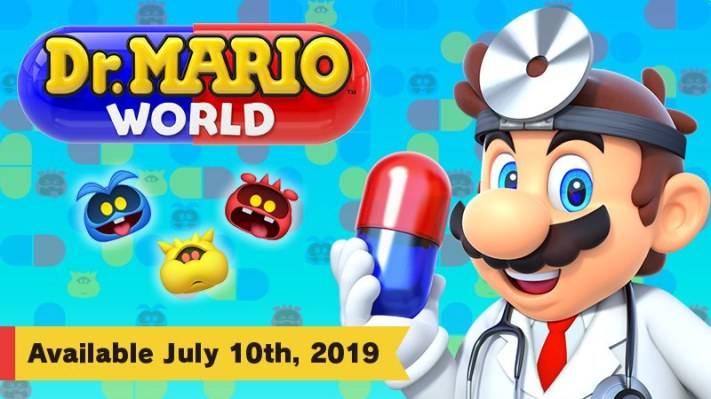 Dr. Mario อยู่ใน (บน iOS และ Android) 10 กรกฎาคม thumbnail