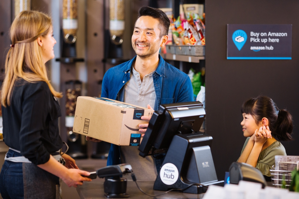Amazon launches Counter in-store pick-up in the US, starting with 100 Rite Aid locations