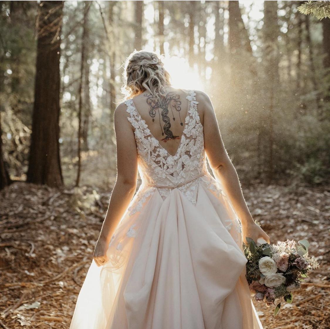 Wedding dress customizer Anomalie raises $9M as bridal stores