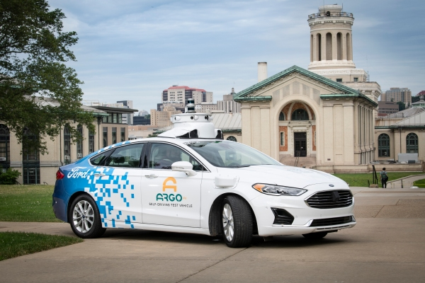 Argo AI is investing $15 million into a self-driving car research center at CMU